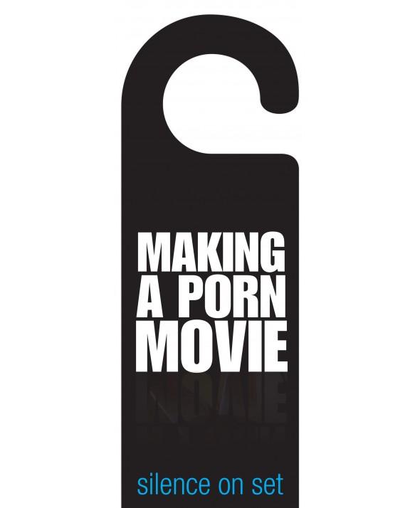 Naughty Door Hanger (Film Making)