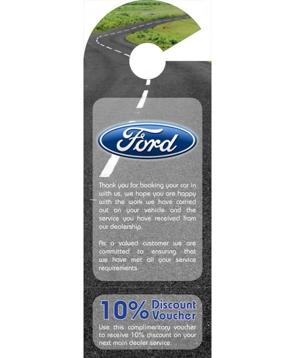 Ford Car Mirror Hanger