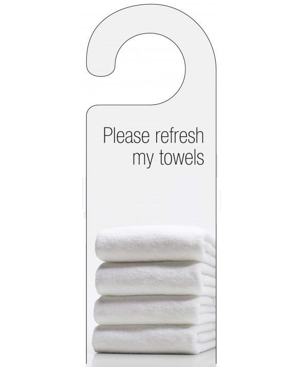 Refresh Towel Door Hanger