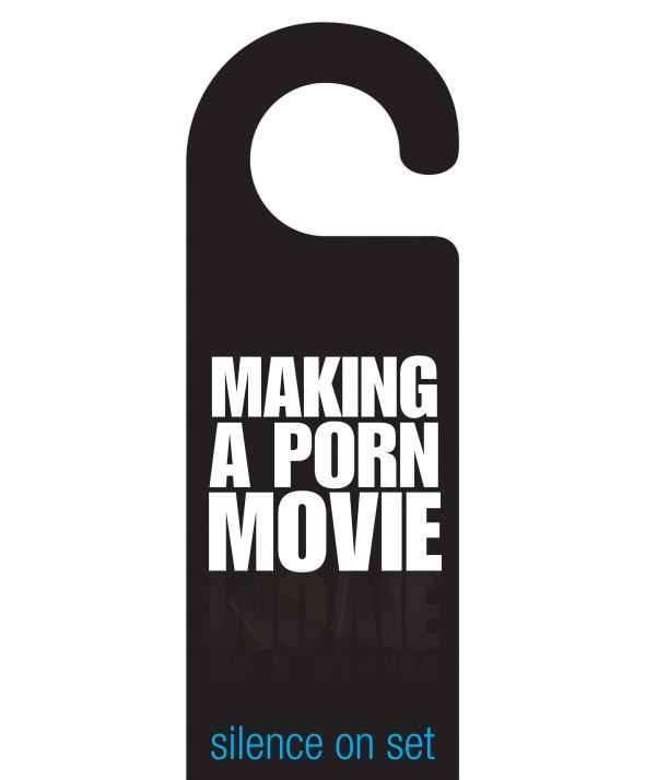 Naughty Door Hanger (Film Making)