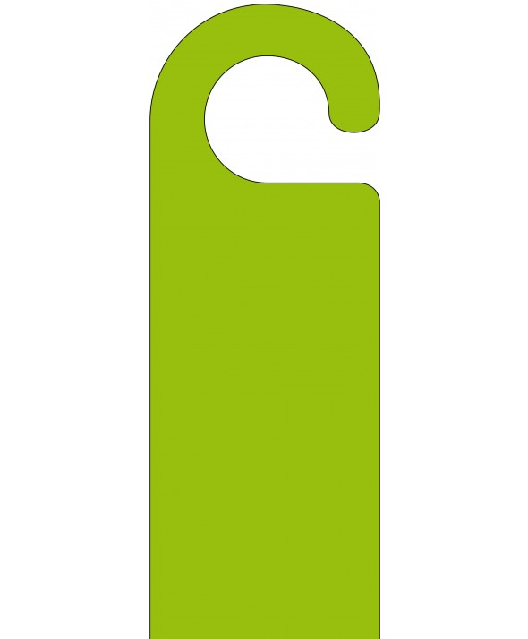 Green Door Hanger