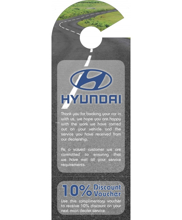 Hyundai Car Mirror Hanger